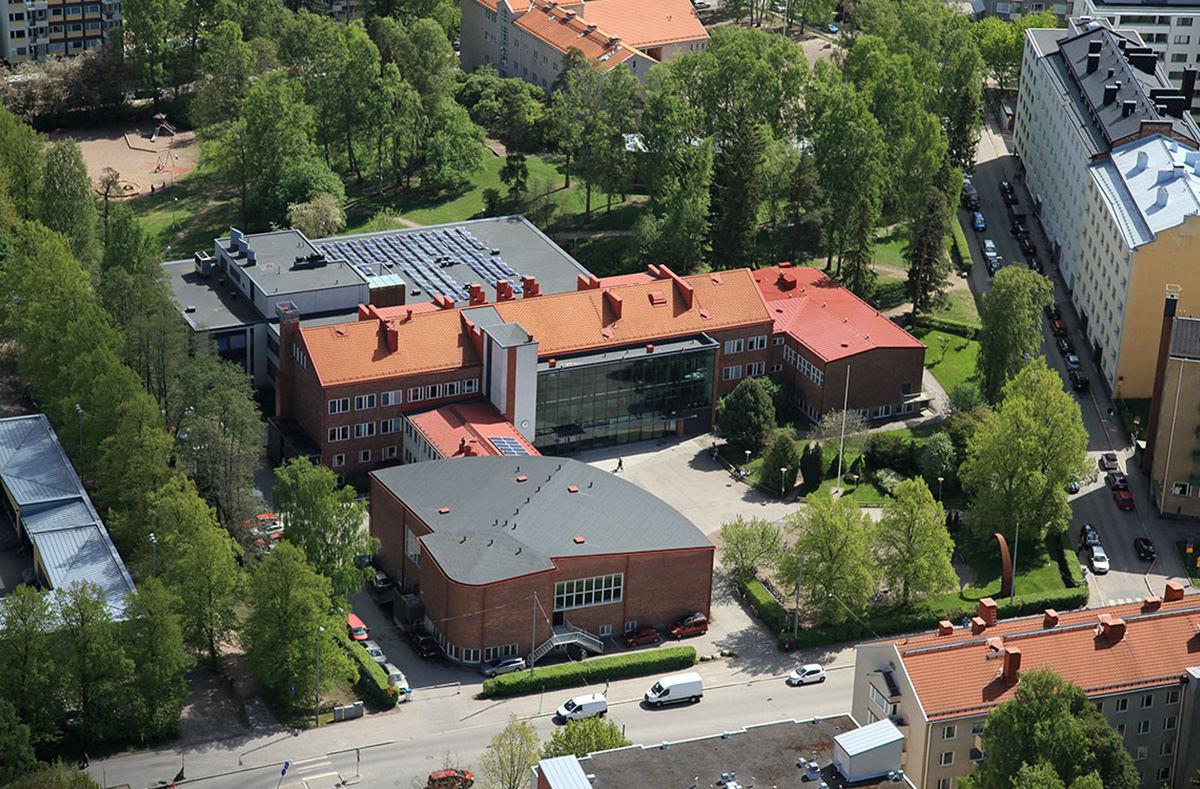 Munkkiniemi school