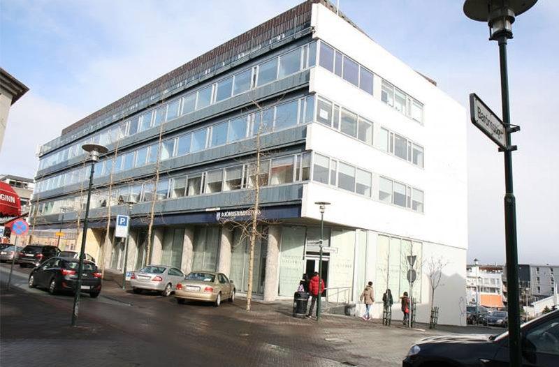 City of Reykjavík Municipal Service Centre for Vesturbær, Miðborg and Hlíðar